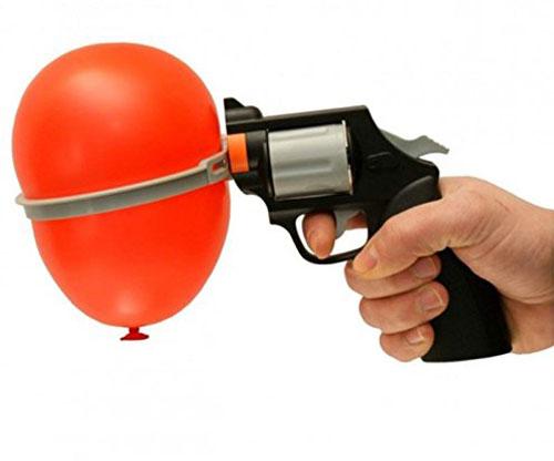Luftballon - russisches Roulette Partyspiel