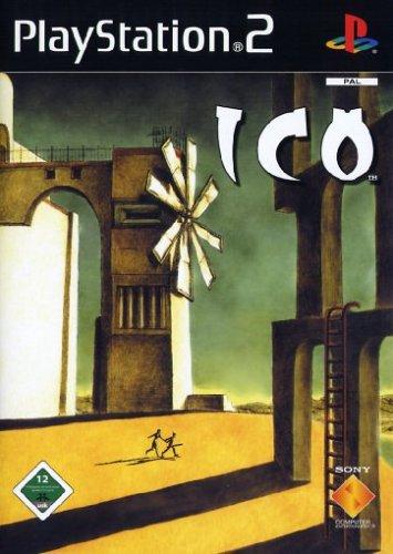 ICO - Playstation 2 wertvoll
