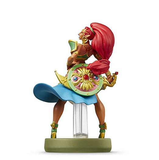 Urbosa Nintendo Zelda amiibo