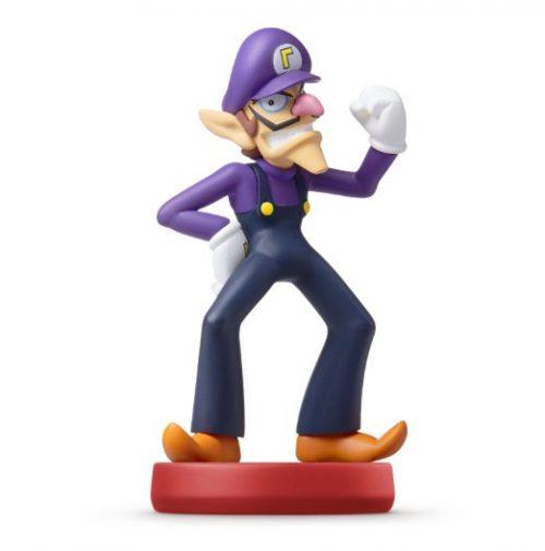Waluigi Nintendo amiibo