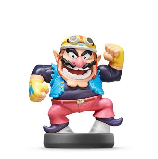 Wario Super Smash Bros. Nintendo amiibo