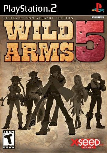 Wild Arms 5 - US-Version