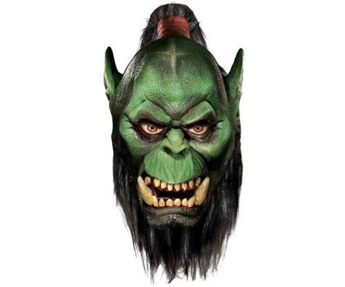 World of Warcraft / Orc Maske Deluxe / mask