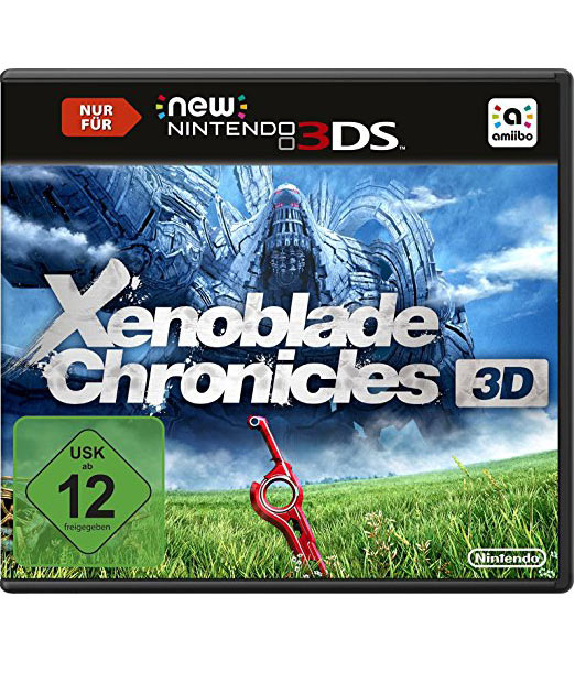 Xenoblade Chronicles für Nintendo 3DS, Monolith Soft, Japan Monster Games, USA