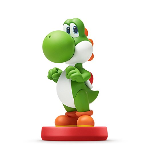 Yoshi- Super Mario Collection amiibo