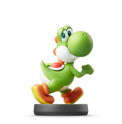 Nintendo Yoshi amiibo Figur - Super Smash Bros.