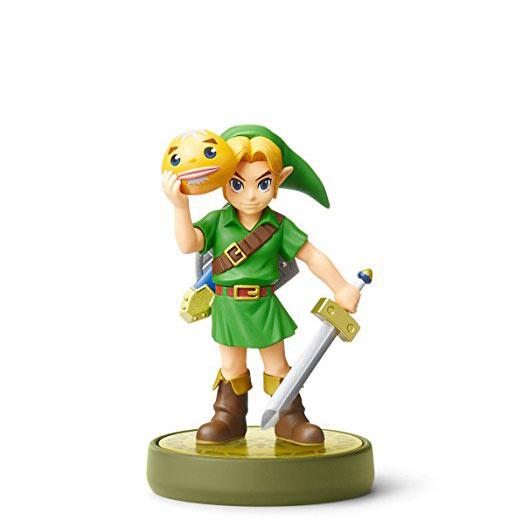 Link Zelda amiibo - Majoras Mask